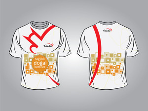 Proje#15841 - Restaurant / Bar / Cafe T-shirt  Tasarımı  #14