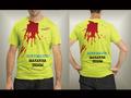 Proje#15841 - Restaurant / Bar / Cafe T-shirt  Tasarımı  -thumbnail #60
