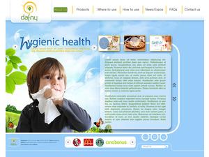 Proje#2787 - Kişisel Bakım / Kozmetik Web Sitesi Tasarımı (psd)  #11