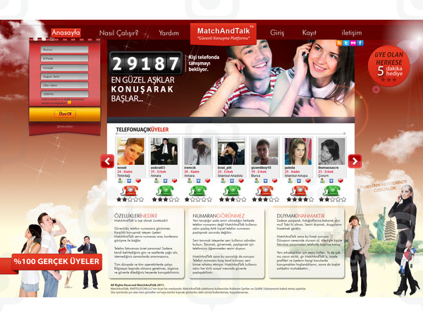 Matchandtalkweb