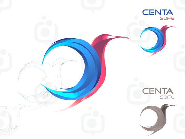 Centa soft logo