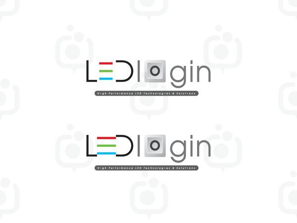 Ledlogin logo c al s mas  2 alternatif port ic in
