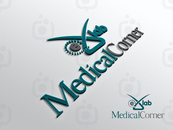 Medical corner logo
