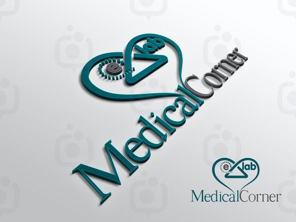 Medical corner logo 1