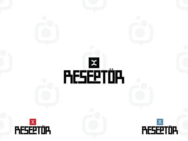 Reseptor logo 01