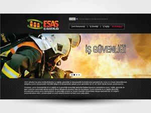 Esas logo web