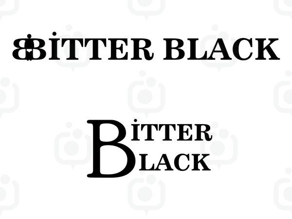 Bitterblacklogo2