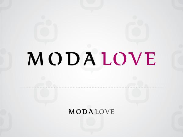 Moda love logo01