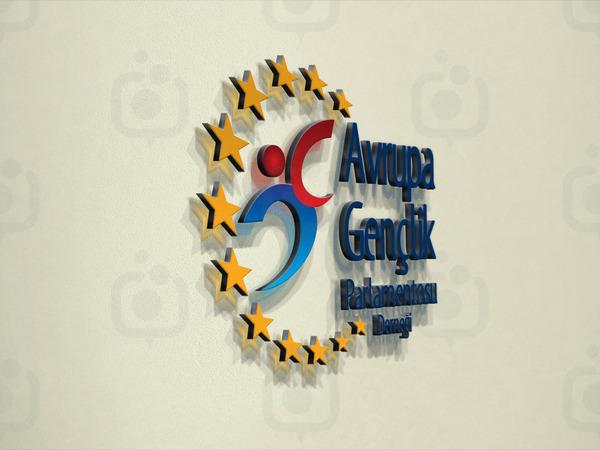 Avrupa genclik parlamentosu logo 1