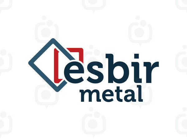 Esbir metal logo
