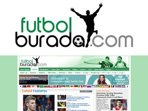 Futbol burada logo