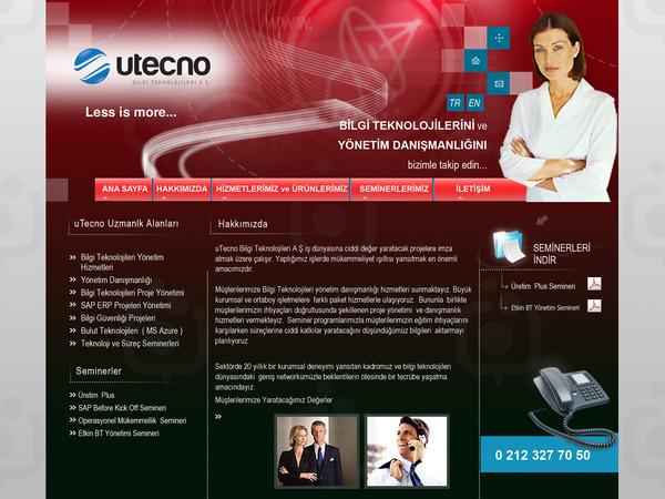 Utecno web 3