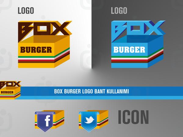 Boxburger logo