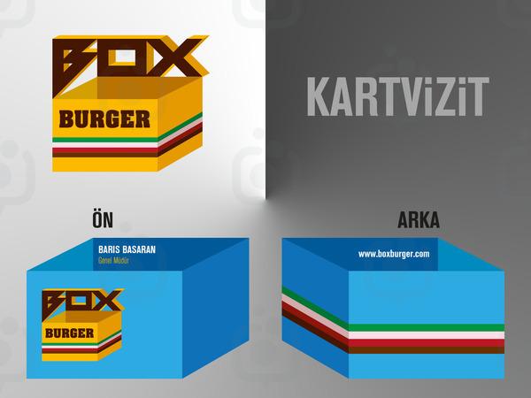 Boxburger kartvizit