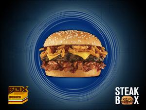 Boxburger reklam