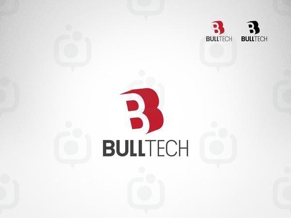 Bulltech  logo 3