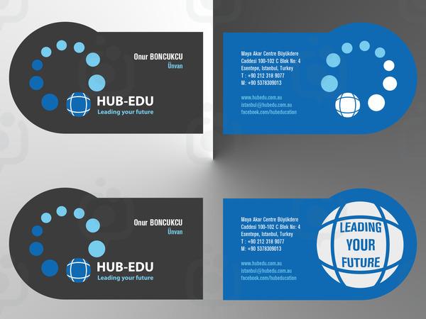 Hub edu kartvizit 1