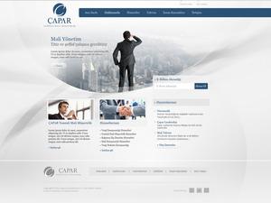 Proje#18518 - Finans ve Yatırım Danışmanlığı Web Sitesi Tasarımı (psd)  #73
