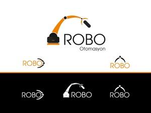 Robo otomasyon logo