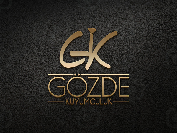 G zde kuyumculuk logo