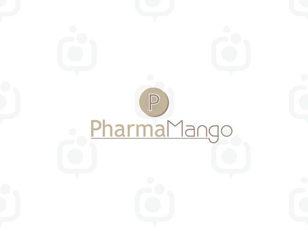 Pharmamango logo  al  mas