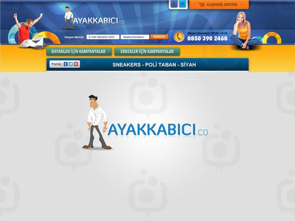 Ayakkabici