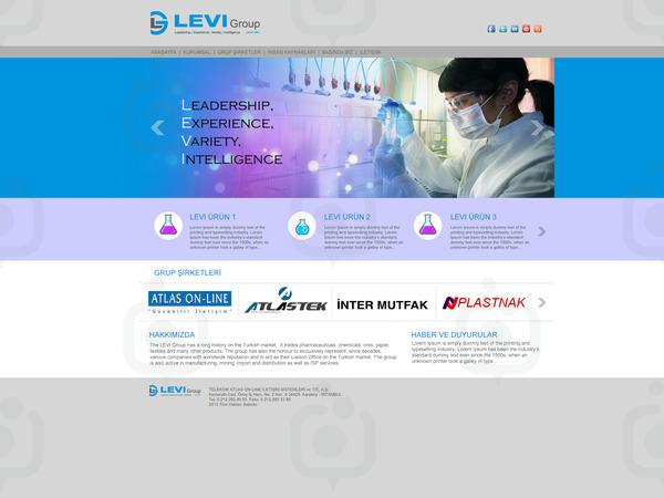 Levi web