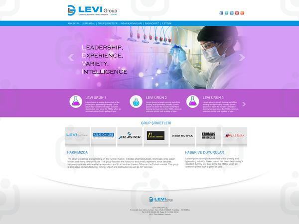 Levi web3