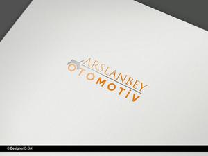 Arslanbey otomot v logo