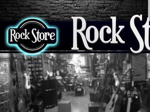 Rockstore Logo tasarımı projesini kazanan tasarım
