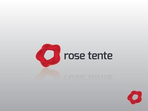 Rose tente