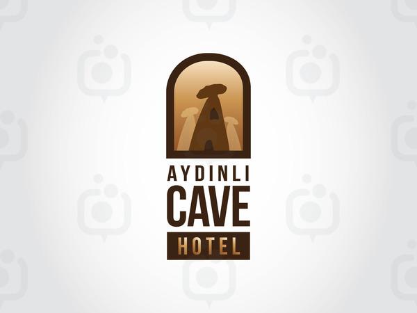 Aydinli cave hotel logo 02