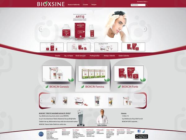 Bioxsine web tasar m 444
