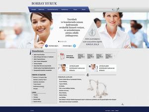 Borbay hukuk web sitesi tasar m