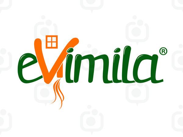 Evimila logo 1