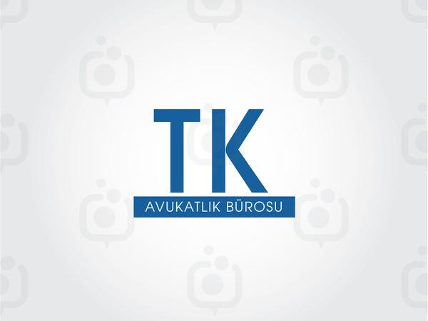 Tk avukatl k b rosu logo