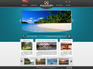 Proje#19545 - Turizm / Otelcilik Ana Sayfa Tasarımı   #6
