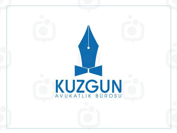 Kuzgun avukatl k b rosu logo 2