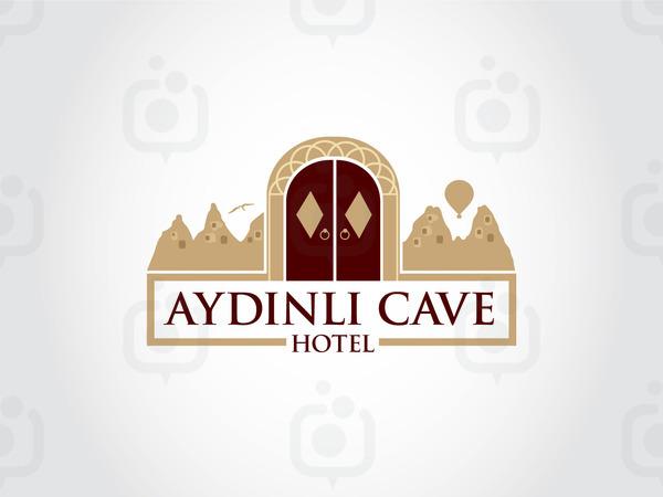 Aydinli cave hotel logo 06