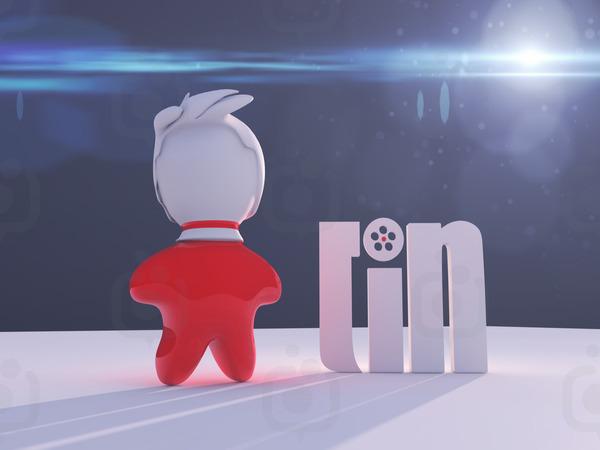 Tin logo chracter 2