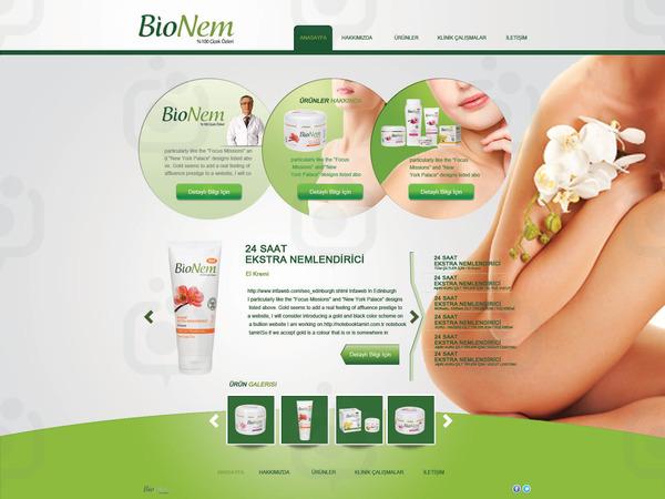 Bioxsine web tasar m