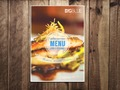 Proje#19792 - Restaurant / Bar / Cafe Menü Tasarımı  -thumbnail #17