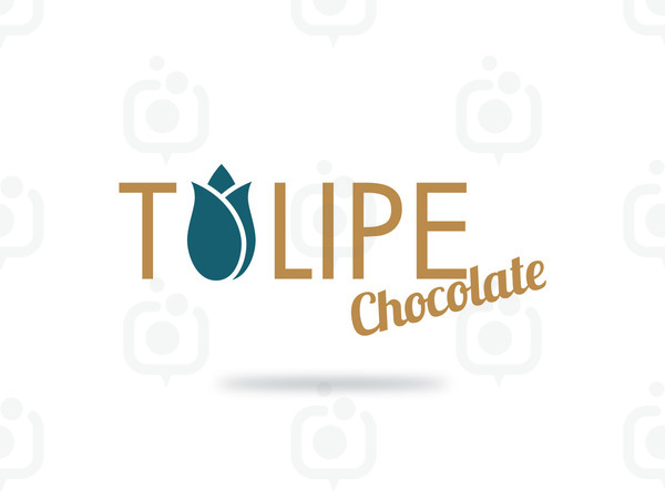 Tulipe chocolate logo