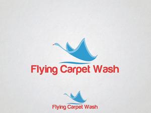 Flying carpet wash