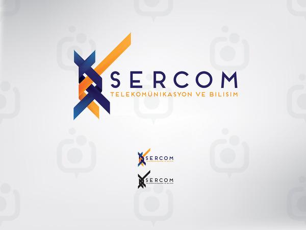 Sercom logo 3