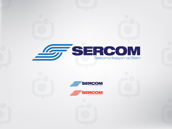 Sercom logo 4