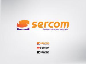 Sercom logo 8