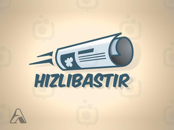Hizlibastir logo