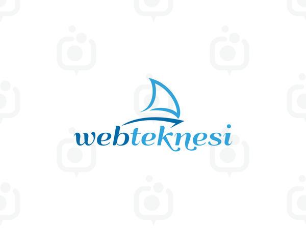 Web teknesi logo