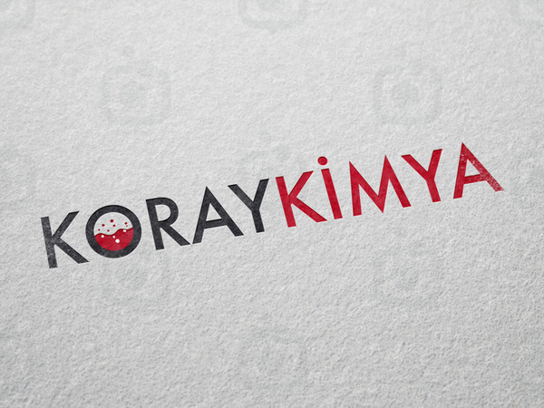 Koray logo kirmizi